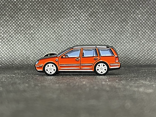 MK4 Wagon Pin - Red