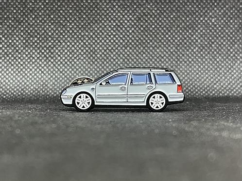 MK4 Wagon Pin - Silver