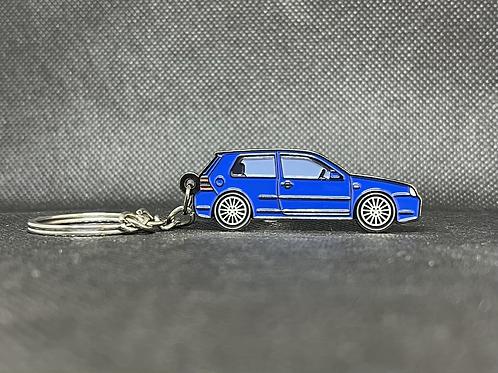 MK4 R32 Keychain - Blue