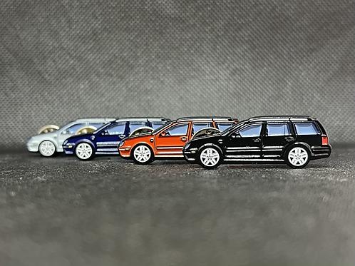 MK4 Wagon Pin Pack