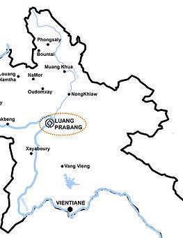 Agence de voyages pas cher au Laos, ORLA TOURS Luang Prabang