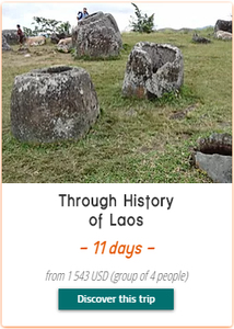Through History of Laos - 11 day