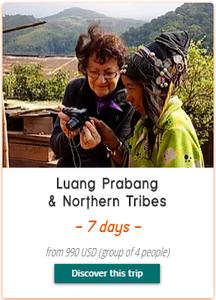 Luang Prabang & Northern tribe - 7 days