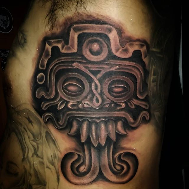 #tattoo #bnginksociety #tlaloc #bngtattoo #cheyennetattooequipment #thebesttattooartists #tattooarti