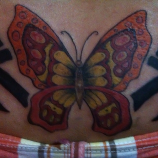 #oaxtattooink #oaxtatto #tattoo #tattoos #tattooink #tattoosforgirls #ink #buterflytsttoo #colortatt