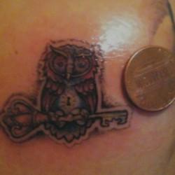 #tattoo #oaxtattooink #newtattoo #freshink #fresh #smalltattoo #newtattoo #a#efrenart