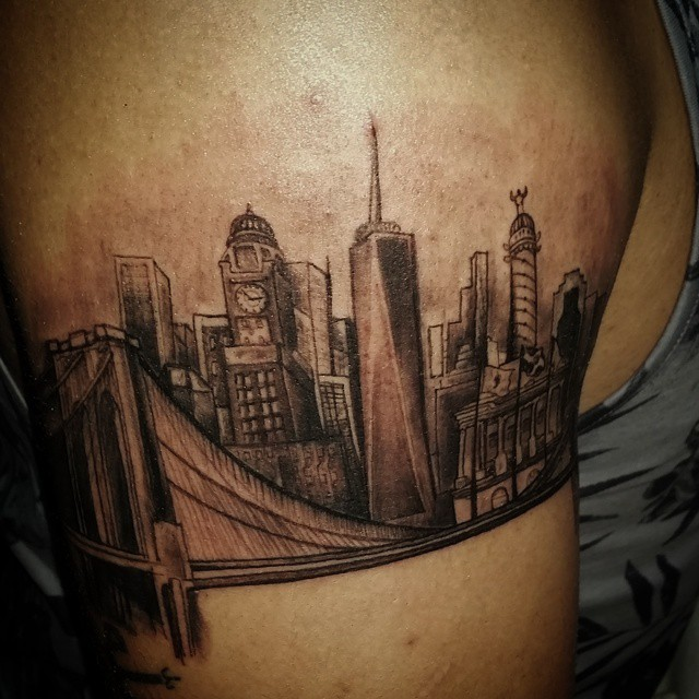 #brooklyn #brooklynbridge #brooklyn #rd #efrenart