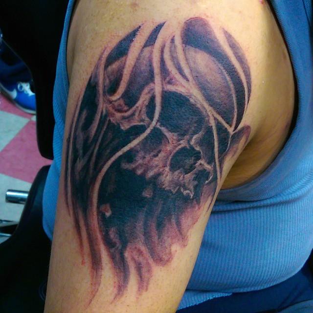 #oaxtattooink #hardlifeink #vm #tattoo #oaxaca #nyc #brooklyn#gavo1 #gavo#efrenart
