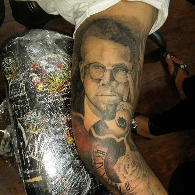 #malcomx #oaxtattooink #tattoo#gavo1 #gavo #efrenart