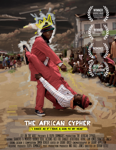 THE AFRICAN CYPHER