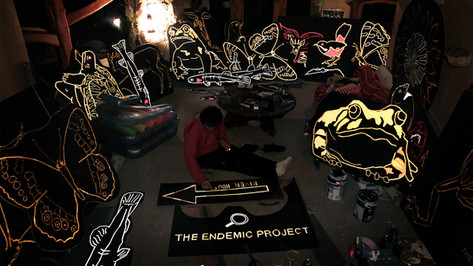 The Endemic Project - documentation film