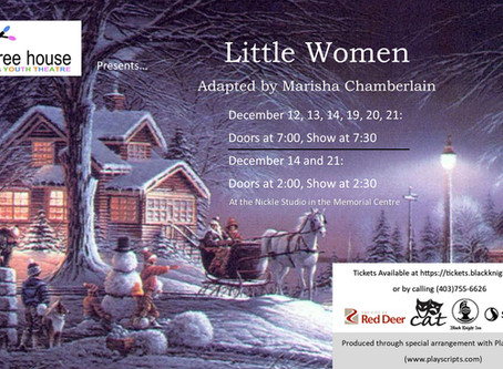 Tree House Youth Theatre Presents: Little Women by Marisha Chamberlain