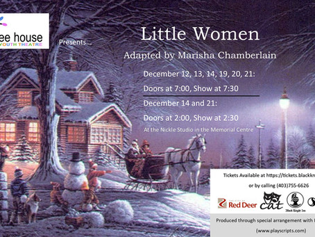 Tree House Youth Theatre Presents: Little Women by Marisha Chamberlain