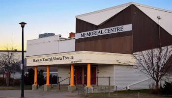 "Is Red Deer a ""Theatre City""?"