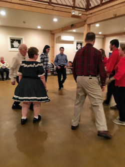 Cookie Dance @ Chester Barn