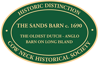 Sands Barn plaque.png
