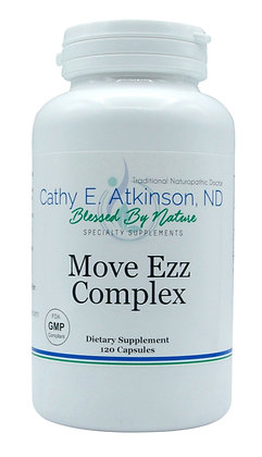 Move Ezz Capsules  (Constipation Support Formula)