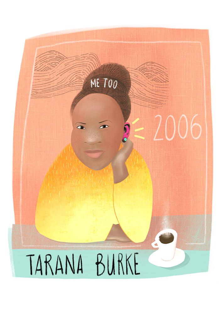 Tarana Burke