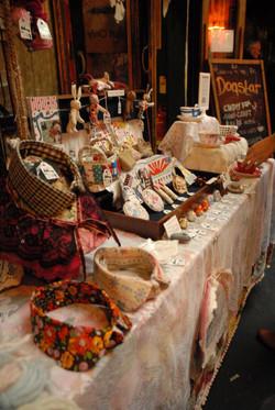 Miwary's stall at Crafty fox 2011