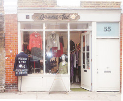 Queenie and Ted Shop