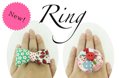 Patchwork Rings