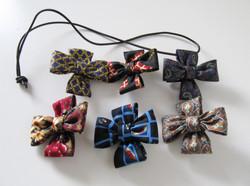 Vintage Tie Brooches & Necklace