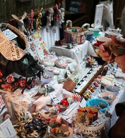 Miwary's Stall at Crafty Fox 2012
