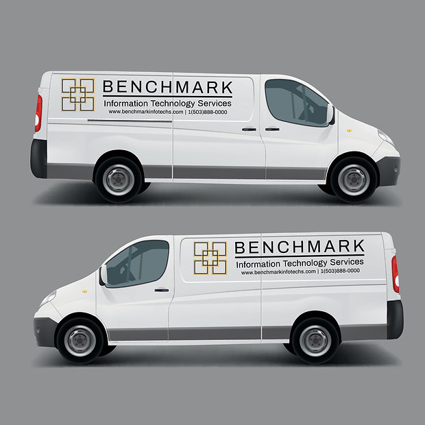 Benchmark Informational Technology Services Company Vehicle