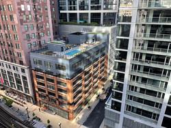 City Club Apartments Exterior