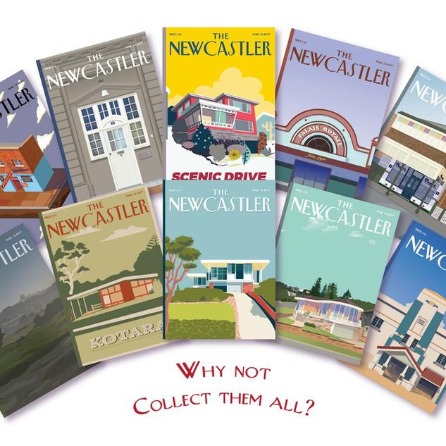 new castler magazine