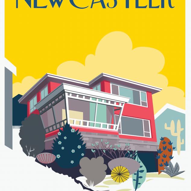 new castler magazine cover