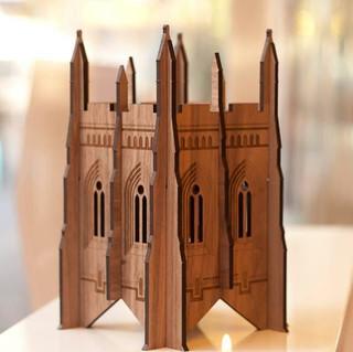 reatil cathedral lantern