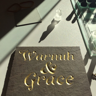 warmth and grace
