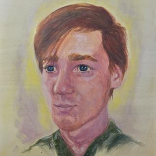 portrait of eden