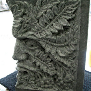 Rognebær  Greenman sideview