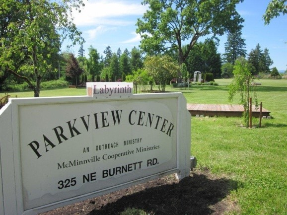 parkview sign
