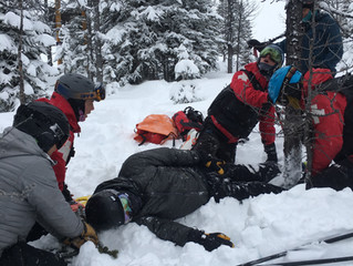 Wilderness first aid for the experienced outdoor leader