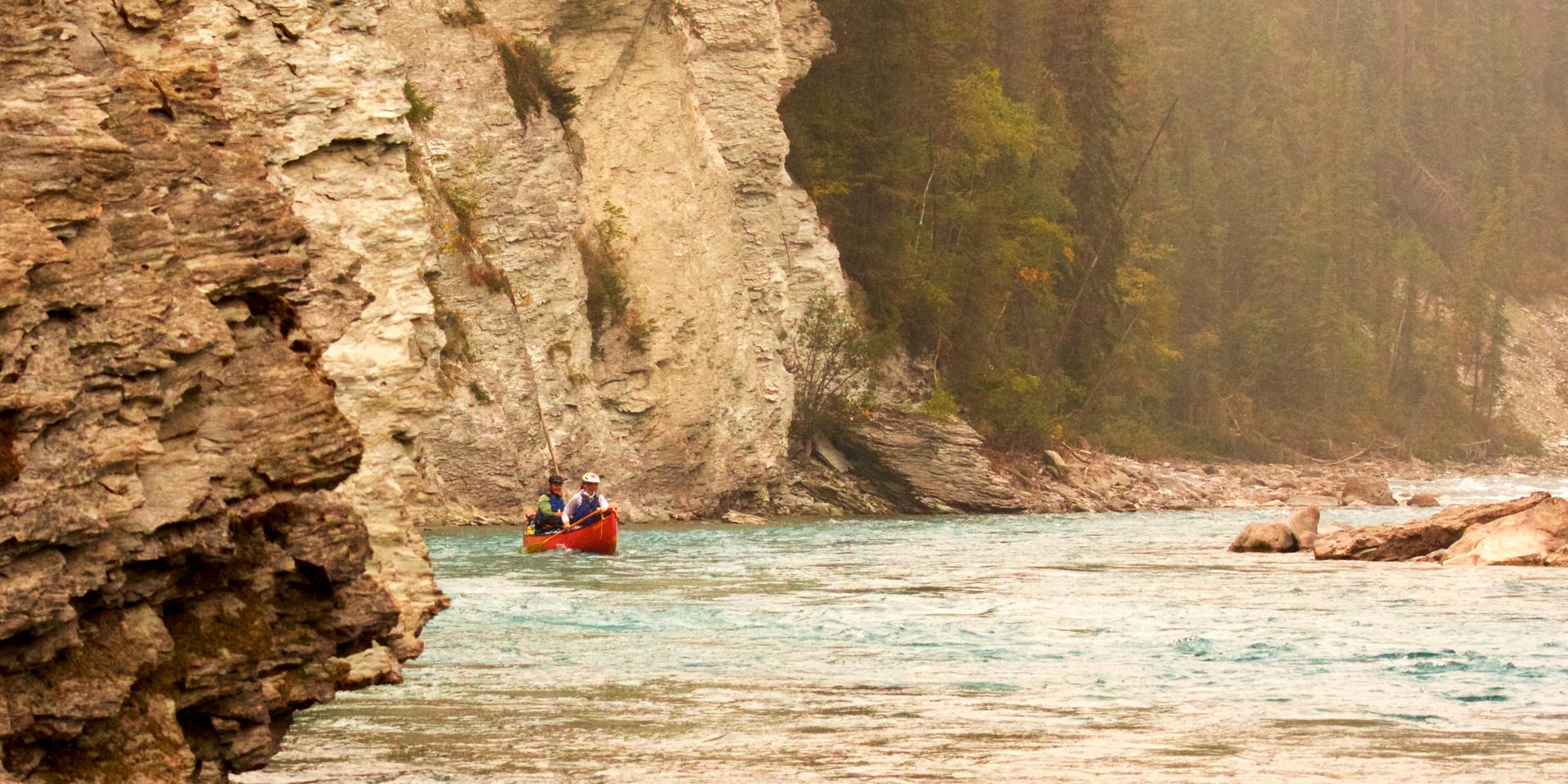 The senic Kootenay River