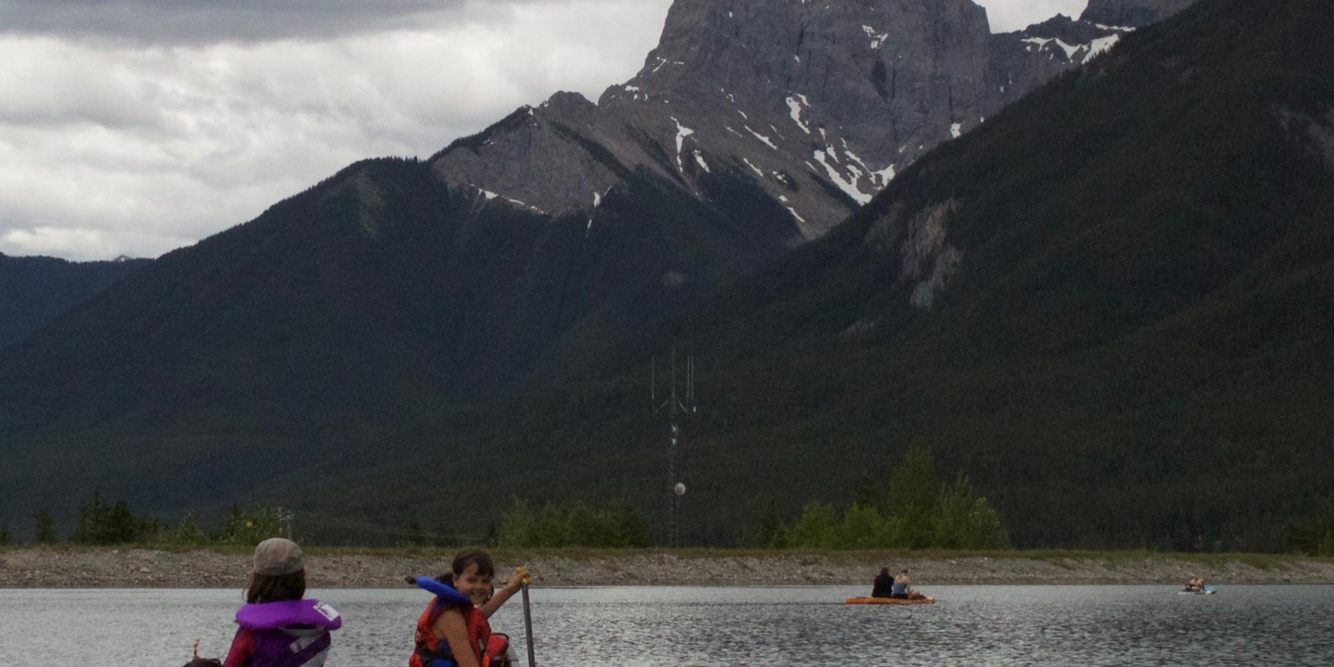 Canoe Camp