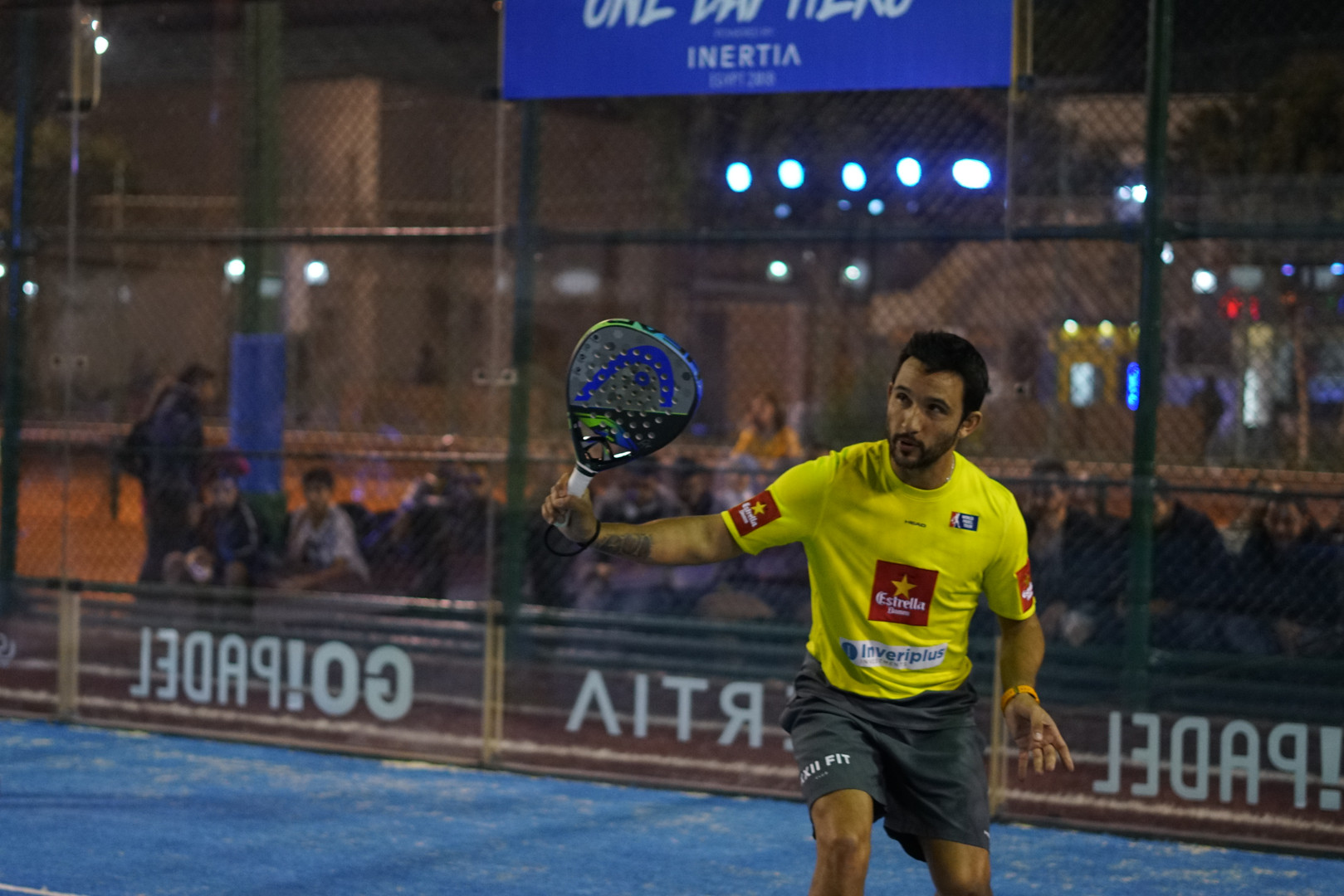 SANYO @ GO!Padel ONE Day Hero