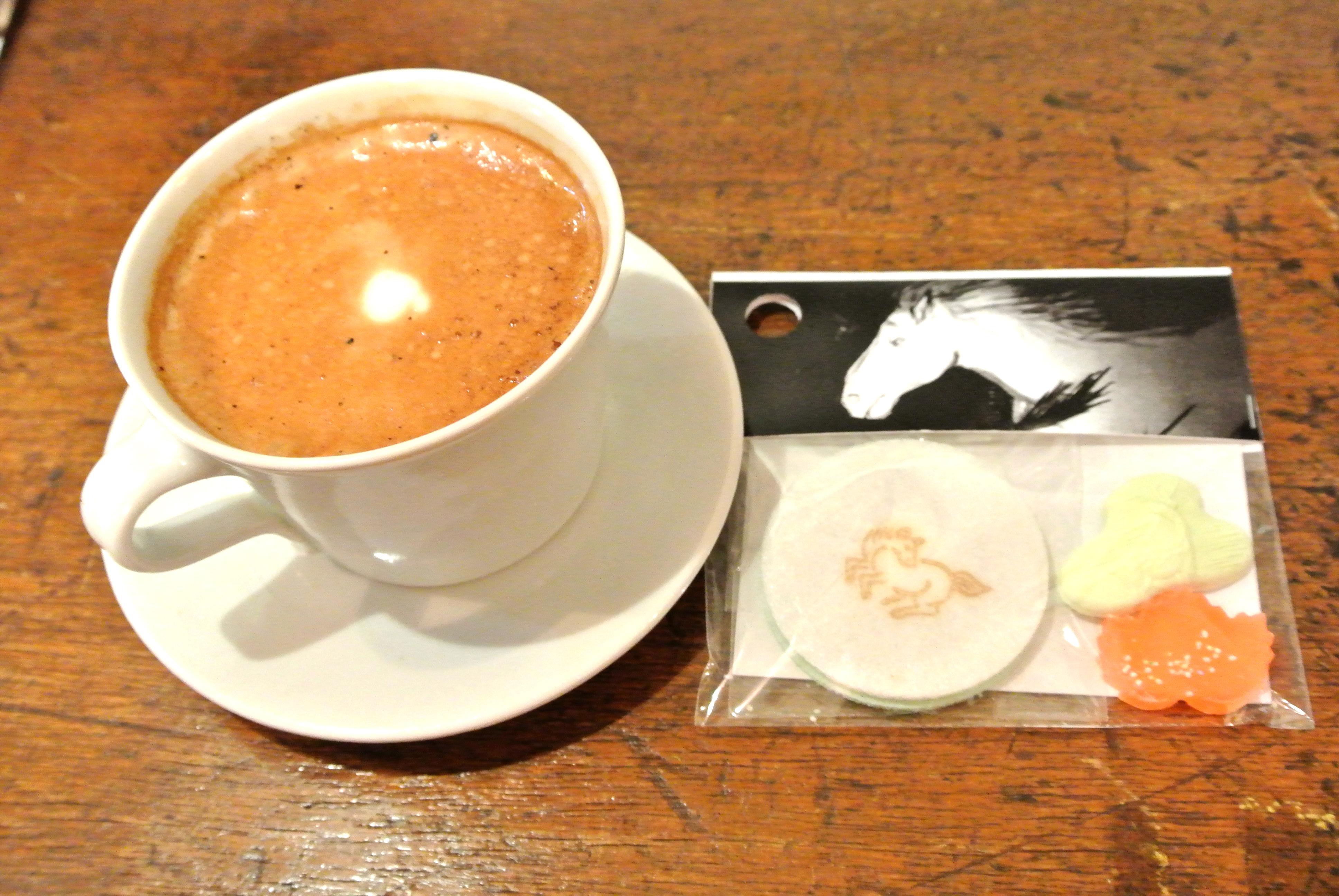森の香本舗 damo kaffee haus