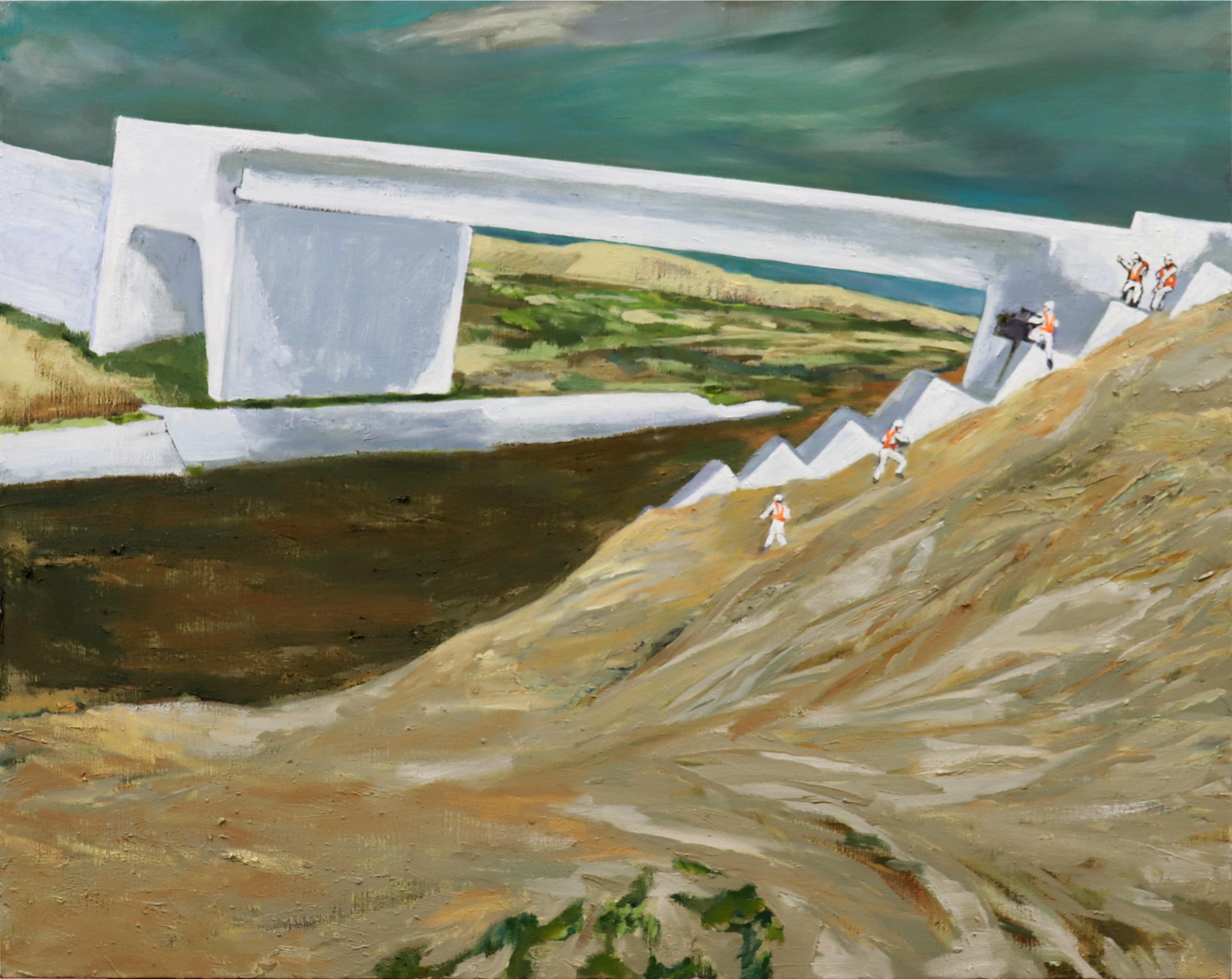 作りかけの橋  太平洋側 2016-2017年 河北新報掲載