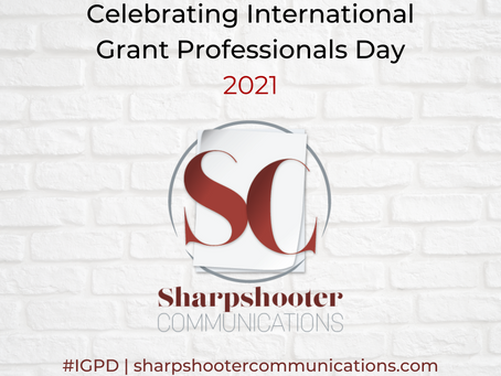 Three Reasons We're Grateful to be Grant Professionals
