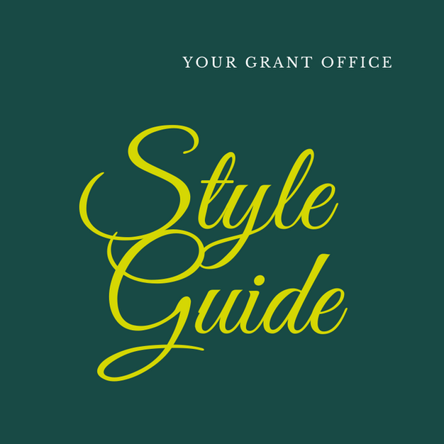 Your Style Guide