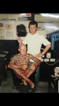Barry and Tom Loepard