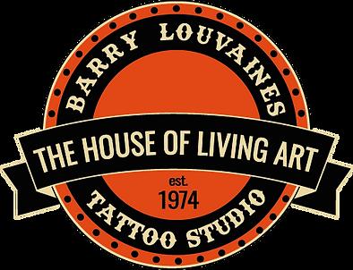 barry louvaine logo