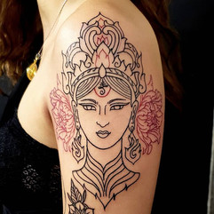 Last of the decade from @elydoestattoos