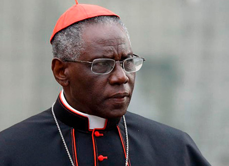Homélie Cardinal Sarah Paray 2018