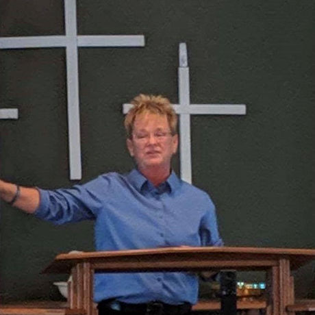 Pastor Tracy Patton