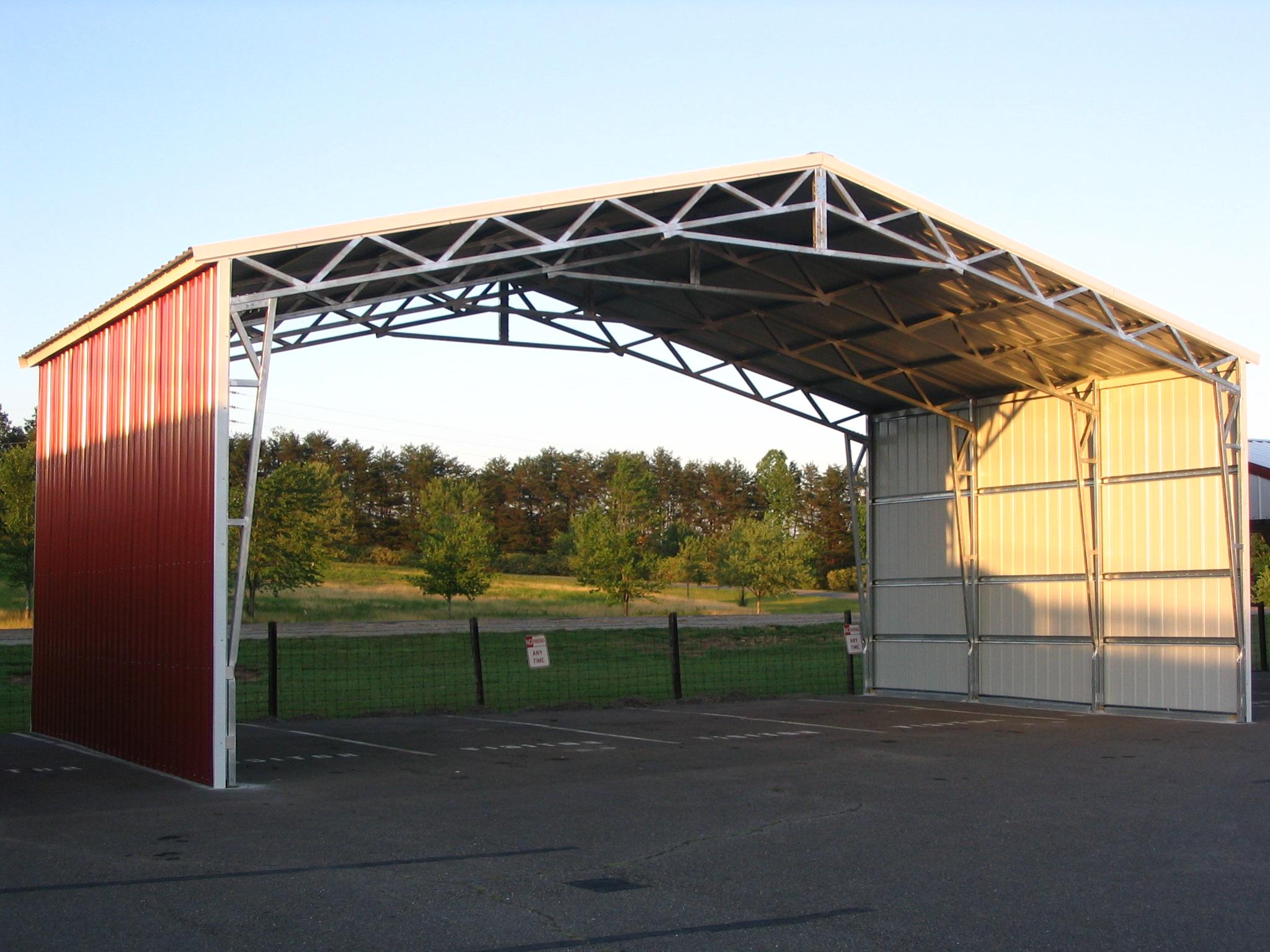 COMMERCIAL GRADE BUILDING